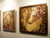 Різнохарактерні героїні майстрині «батику» Оксани Фурлет оселились у «АртШику»