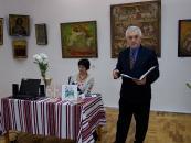 У Вінниці презентували книгу Галини Рибачук-Прач «Україно, моя ти доле»