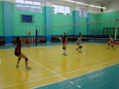 У Вінниці вперше пройшли змагання з пляжного волейболу в залі
