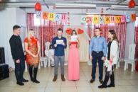 До Дня Святого Валентина у Вінниці 20 закоханих пар взяли шлюб на один день