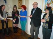Протягом місяця у Вінниці діятиме виставка учениць Вінницької дитячої художньої школи