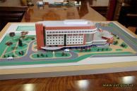 У Вінниці презентували ескізний проект будівлі сучасного кардіодіагностичного центру