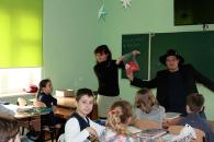 """Приватна гімназія """"Дельфін"""" відсвяткувала День закоханих"""