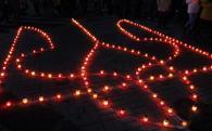 Вінницькі студенти вшанували пам'ять Героїв Небесної Сотні