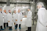 «Данон» запустив потужне виробництво дитячого молочного харчування