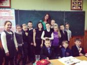 Вчителька з Вінниці стала учасницею співочого тріо «Гарячий шоколад»