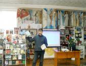 До Міжнародного дня рідної мови в бібліотеці №13 читали вірші та співали пісень шістьма іноземними мовами