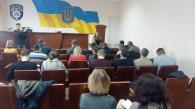 Спеціалістів Вінницького відділу поліції ГУНП навчали надавати допомогу дітям, які постраждали від насильства