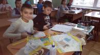 """Вихованці приватної гімназії """"Дельфін"""" готуються до 8 березня"""