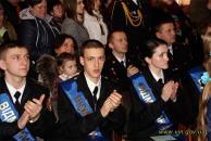 Сьогодні майбутні рятувальники отримали дипломи про освіту