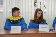 У мерії привітали з перемогами вінницьких спортсменів, які здобули перемоги на світовій арені