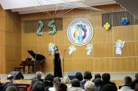Ветеранів війни та лікарів привітали з 8 березня учнів та викладачі Вінницької дитячої школи мистецтв