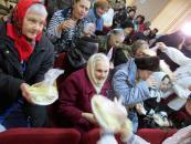Сьогодні у Терцентрі відбулося свято Масляної