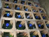 В Ладижині зупинили мікроавтобус, який перевозив близько 300 літрів безакцизного алкоголю
