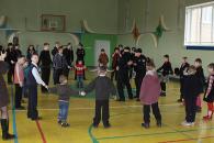 Нові поліцейські Вінниці знайомили діток з центру соціальної реабілітації зі своєю роботою