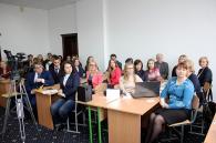 """Студенти ДонНУ """"вчили"""" вінницьких податківців оптимізації системи оподаткування"""