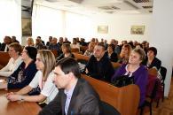 У міській раді привітали працівників житлово-комунальної сфери з професійним святом