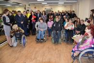 Центр соціально-психологічної реабілітації «Гармонія» справив новосілля в новому приміщенні європейського зразка