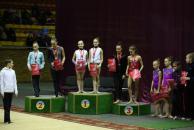 На ХІ Фестивалі з художньої гімнастики вінничанки показали високі результати
