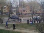 На вул. Пирогова сталась жахлива аварія - один із водіїв загинув