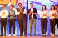 """У """"Зорі"""" відбувся перший тур змагань КВН на призи міського голови"""