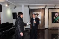 Відомий художник Гліб Вишеславський подарував культурно-мистецьким закладам Вінниці три своїх картини