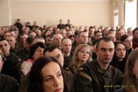 У Вінниці відбулись урочистості з нагоди 2-ї річниці створення Нацгвардії України