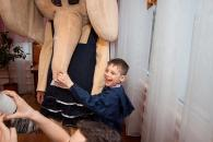 Вінницька молодь влаштувала свято для діток з центру соціально-психологічної реабілітації
