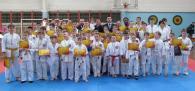 У Вінниці відбулись змагання з Шотокан карате-до