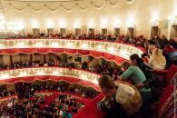 Пікантна комедія на сцені Вінницького театру напередодні свята