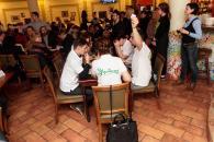 Перемогу в грі «Що?Де?Коли? Бізнес-ліга» здобула команда «Тундра», сформована з випускників ВНЗ Вінниці