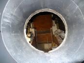 За два тижні планують запустити котельню по вулиці Баженова, яка працюватиме на деревині