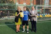 Стали відомі переможці турніру з міні-футболу у рамках проекту «Студентська Ліга – 2016»