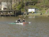 На міському чемпіонаті з веслування вихованці 2-ї спортшколи вибороли 2 місце