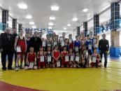 В Жмеринці пройшов чемпіонат області з греко-римської боротьби