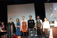 Тренер програми «Сервіс по-вінницьки» Наталія Кривошия стала фіналісткою Всеукраїнського конкурсу бариста