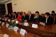 До Вінниці завітала делегація Ясського повіту Румунії задля налагодження співпраці