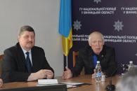 Сьогодні у Вінниці відбулась зустріч ветеранів МВС