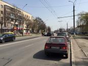 """ДТП на Келецькій: дорогий джип не розминувся з """"жигулі"""""""