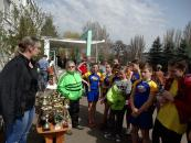 У школах Вінниці відбувся Фестиваль рухливих ігор, присвячених Всесвітньому дню здоров'я