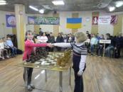 Вінниця об'єднала Україну шахами