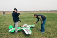 Маленькі вінничани взяли участь у змаганнях з авіамоделювання
