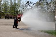 """У 22-й школі через """"пожежу"""" екстренно евакуювали учнів"""