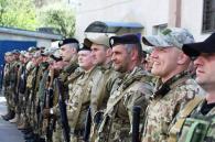 """Півсотні бійців спецбатальйону """"Вінниця"""" сьогодні повернулися додому зі Сходу України"""