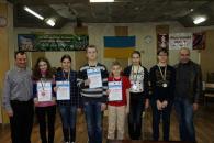 Вінничанин Віктор Матвіїшен переміг у чемпіонаті України з шахів серед юнаків