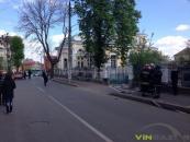 В приміщенні обласного радіо у центрі міста шукають вибухівку
