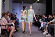 Під час Вінницьких днів моди Людмила Квєтна зізналась у коханні Вінниці за допомогою колекції весна-літо 2016