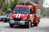 В мікрорайоні Тяжилів рятувальники ліквідували умовну аварію на котельні