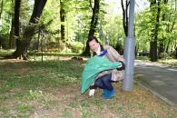 Сьогодні у Вінниці відбувся загальноміський суботник