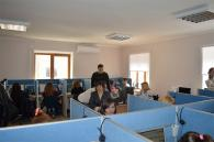 Лідерам учнівського самоврядування Вінниччини влаштували екскурсію Верховною Радою України
